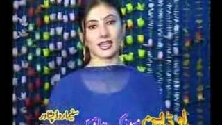 Nazia Iqbal Video