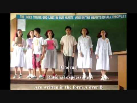 Rational Expressions song