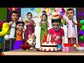 Happy Birthday Song-3D Nursery Rhymes & Songs for Children and Kids
