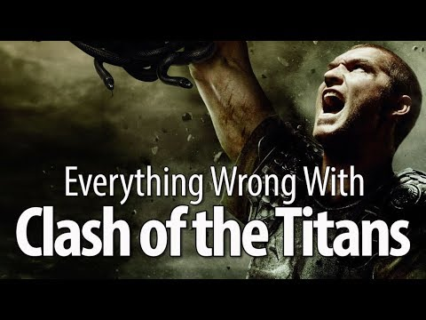 Everything Wrong With Clash Of The Titans 2010