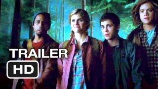 Percy Jackson: Sea of Monsters TRAILER 1 (2013) - Logan Lerman Movie HD