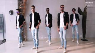 MJ5 dance on Nashe si chad gayi