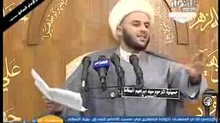 الشيخ الحسناوي حال الزوجين في رمضان خخخ