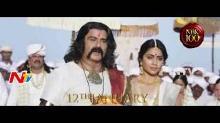 Gautamiputra Satakarni Back 2 Back Dialogues    Promo    Balakrishna,Sriya    #GPSK    NTV