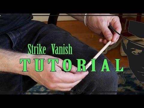 Strike vanish tutorial ft Jeanni Mai - Julien Magic