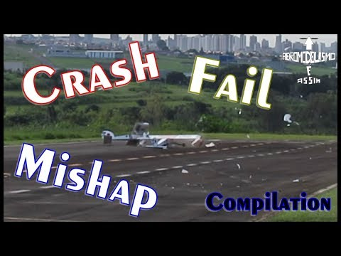 RC Moments 2017 Crash and Fail Compilation Brazil