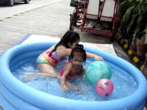 jeanne shilo swimming with hannah 2