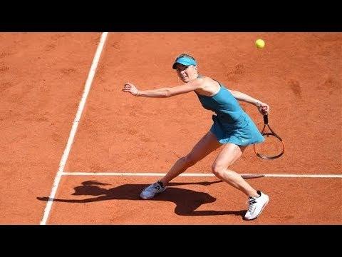 Xxx Mp4 Tenisin En Güzel Kızları Roland Garros 2017 3gp Sex