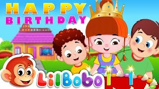 Happy Birthday Song | Nursery Rhymes and Children Songs | Kids Poem