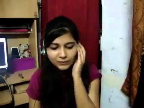 TUM Hi HO Aashiqui 2 Song Sing By Desi Girl