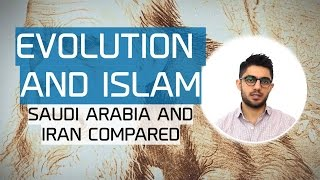 How Evolution is Taught in Iran and Saudi Arabia [VLOG 3]