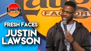 Justin Lawson | The Backwards Fresh Prince | Laugh Factory Fresh Faces Stand Up Comedy