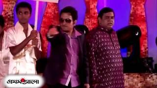 গ্যাঞ্জাম স্টাইল || Saju Khadem || Tushar Khan || Shamim Zaman || Meril Prothom Alo Award 2012