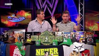 WWE en Espanol: 19 del Julio