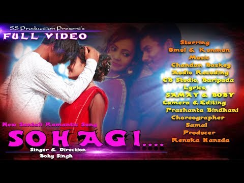Xxx Mp4 New Santali Music Video Song SOHAGI Full HD Video 2018 3gp Sex