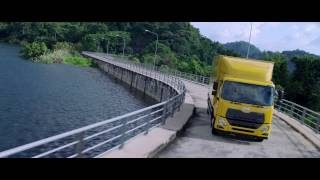 UD Trucks Proudly Presents: The All New Croner