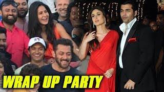 Salman Khan Katrina Kaif Wrap Party Tiger Zinda Hai | Karan Johar Kareena Kapoor Upcoming Tv Show