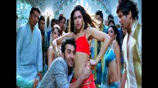 Dilliwaali Girlfriend  Arijit Singh  Sunidhi Chauhan Yeh Jawaani Hai Deewani 2013  With Lyrics