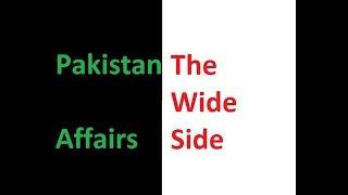 Pakistan Affairs Vs The Wide side Peace Message