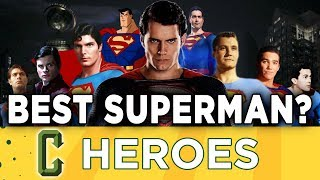 Superman: Which Version Was the Best? - Collider Heroes