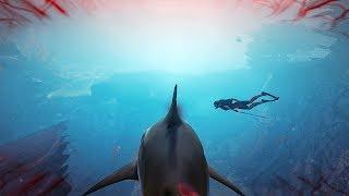 MANEATER Gameplay Demo (E3 2019) Shark Simulation