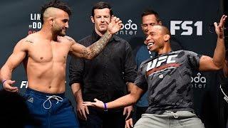 John Dodson vs. John Lineker | Weigh-In | UFC ON FOX