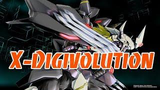 [Digiverse]: Digimon X-Digivolution