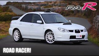 'Road Racer' - Subaru Impreza STI Spec C RA-R