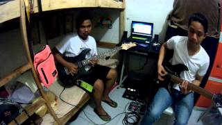 Manipulator by Franco (Butchik & Jethro Guitar Cover)