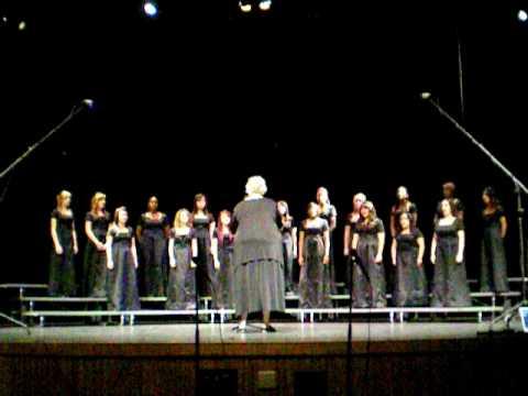 Going Up a Yonder Sphs choir
