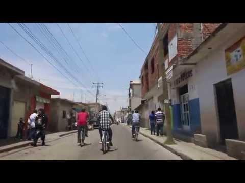 Dando una vuelta en Juventino Rosas Guanajuato