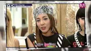 [ENGSUB]2NE1'S Mental Collapse Talk hosted by Sandara Park!
