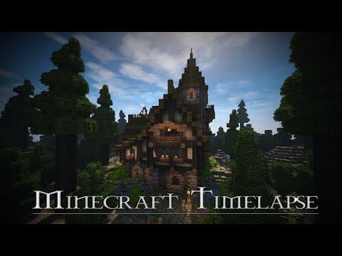 Xxx Mp4 Boitameu Minecraft Timelapse Medieval Village Tavern DOWNLOAD 3gp Sex