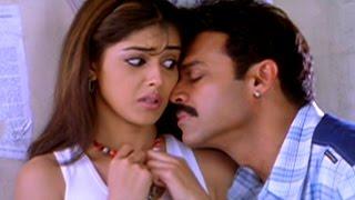 Subhash Chandra Bose Movie || Venkatesh & Genelia Love Scene || Venkatesh, Genelia