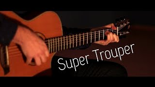 Super Trouper - ABBA (fingerstyle arrangement Markus Stelzer)
