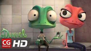 "**Award Winning** CGI 3D Animated Short Film: ""Darrel"" by Marc Briones & Alan Carabantes"
