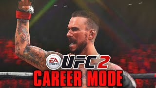 UFC 2 Career Mode - CM Punk - Ep. 3 -