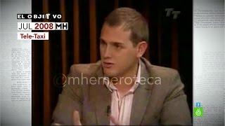 Maldita Hemeroteca   Albert Rivera, en 2008: