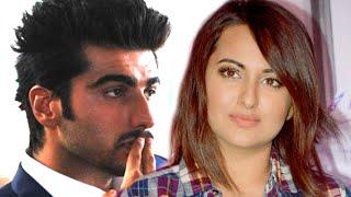 OMG! Arjun Kapoor IGNORES his EX-Girlfriend Sonakshi Sinha!   SpotboyE