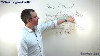 What is goodwill? - MoneyWeek Investment Tutorials