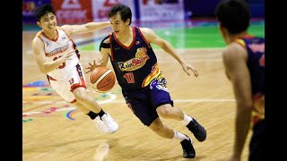 Chris Tiu sets career-high, leads Rain or Shine past NorthPort for second win
