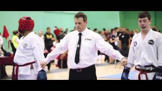 Unified ITF 2015 World Championships - Cadet Black Belts and Junior Colour Belts