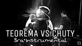 3ra Instrumental (GOD LEVEL 2018) TEOREMA vs CHUTY