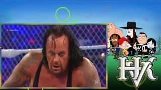The Undertaker vs Shane McMahon hell in a cell full match hd