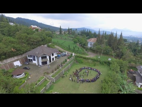 REKAM Rumah Gadang Telkom University 2016
