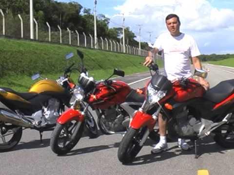 Novidades Honda Nova CB300R e XRE 300 Revista Motociclismo
