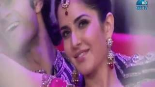 Katrina Kaif Performance at Zee Cine Awards 2012