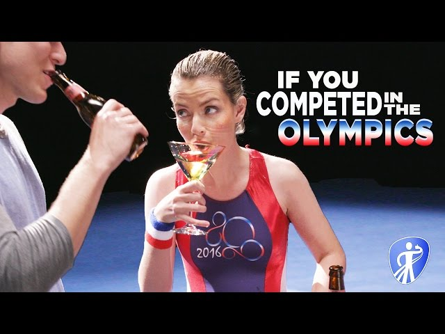 If You Competed in the Olympics