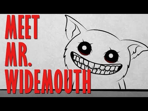 DON T PLAY MR. WIDEMOUTH S GAMES Creepypasta Story Time Something Scary Snarled