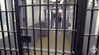 Bending Bars at a Prison | David Blaine